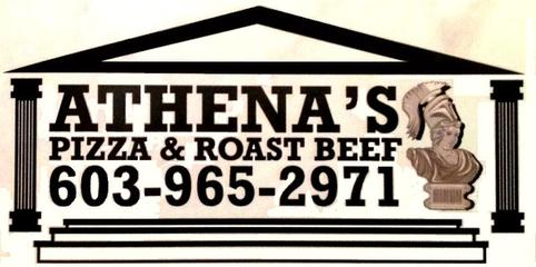 Athena's Pizza and Roast Beef